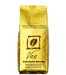 Vee's Espresso zrnková káva 250g