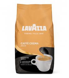 Lavazza Caffè Crema Dolce zrnková káva 1kg
