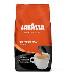 Lavazza Caffè Crema Gustoso zrnková káva 1kg
