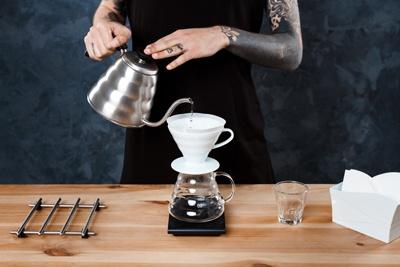 Hario - alternativní nástroje pro přípravu kávy