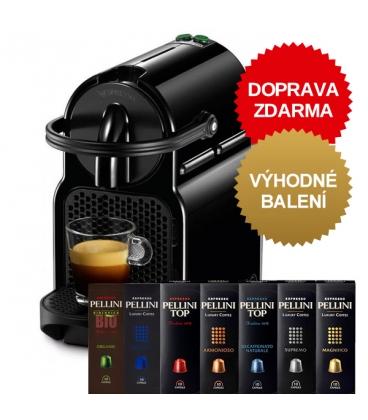 Nespresso kávovar a 3 měsíce kávy zdarma