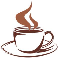 šálek kávy Bristot