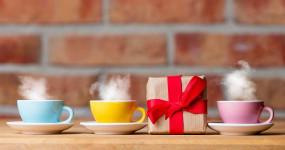 Sbírejte body za nákup a získejte kávové odměny