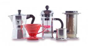 Osm způsobů alternativní přípravy kávy
