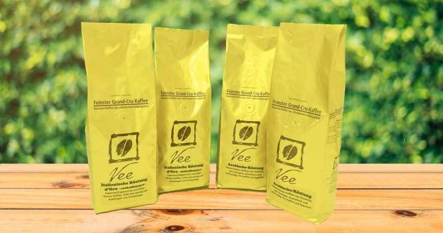 Vyzkoušejte špičkovou kávu Vee's – přidali jsme více než 20 druhů